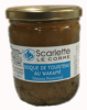 Bisque de Tourteaux à la Wakamé - Verrine de 400ml